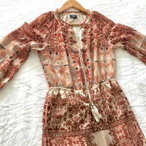 GORGEOUS bohemian dress